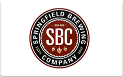 Sell Springfield Brewing Company Gift Card