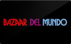 Sell Bazaar Del Mundo Gift Card