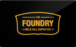 Sell The Foundry Gift Card