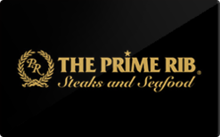 Sell The Prime Rib Gift Card
