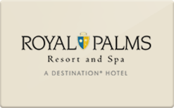 Sell Royal Palms Resort and Spa Gift Card