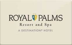 Buy Royal Palms Resort and Spa Gift Card