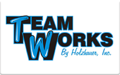 Sell Team Works by Holzhauer Gift Card