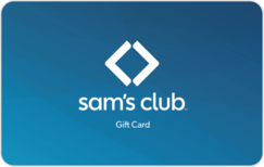 Sell Sam's Club Gift Card