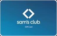 Buy Sam's Club Gift Card