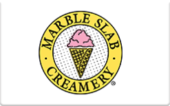 Sell Marble Slab Creamery Gift Card