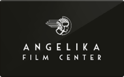 Sell Angelika Film Center Gift Card