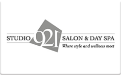 Sell Studio 921 Salon & Spa Gift Card