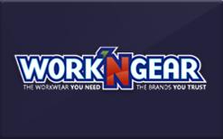 Work n' Gear Gift Card - Check Your Balance Online   Raise.com