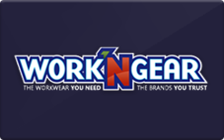 Buy Work n' Gear Gift Card