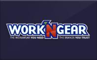 Buy Work n' Gear Gift Card