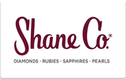 Sell Shane Co. Gift Card