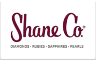 Buy Shane Co. Gift Card