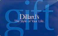 Buy Dillard's (Online Only) Gift Card