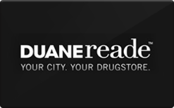 Sell Duane Reade Gift Card