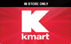 Sell Kmart (In Store Only) Gift Card