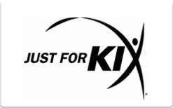 Buy Just For Kix Gift Card