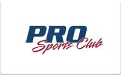 Sell Pro Sports Club Gift Card
