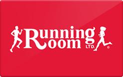Buy Running Room Gift Card