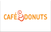 Buy Cafe Donuts Gift Card