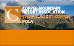 Buy Copper Mountain Gift Card