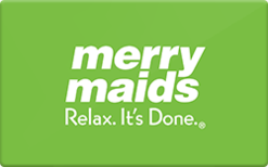 Sell Merry Maids Gift Card