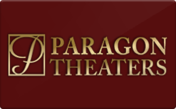 Sell Paragon Theaters Gift Card