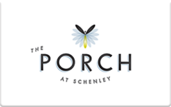 Buy The Porch at Schenley Gift Card