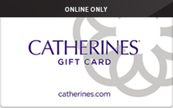 Sell Catherines (Online Only) Gift Card