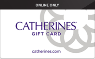 Buy Catherines (Online Only) Gift Card