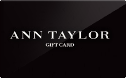 Buy Ann Taylor Gift Cards | Raise