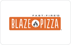 Sell Blaze Pizza Gift Card