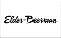 Sell Elder-Beerman Gift Card