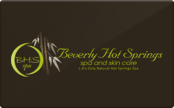 Sell Beverly Hot Springs Gift Card