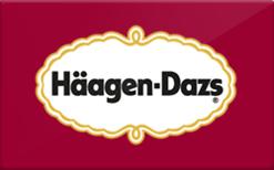 Sell Haagen-Dazs Gift Card