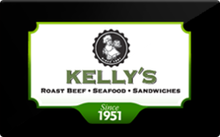 Sell Kelly's Gift Card