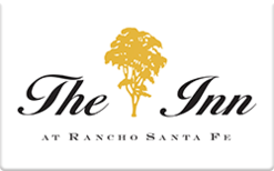 Sell The Inn at Rancho Santa Fe Gift Card