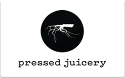 Sell Pressed Juicery Gift Card