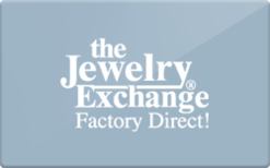 Sell The Jewelry Exchange Gift Card