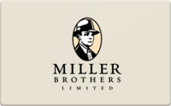 Sell Miller Brothers Gift Card