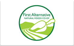 Sell First Alternative Gift Card