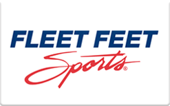 Sell Fleet Feet Sports Gift Card