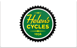 Sell Helens Cycles Gift Card