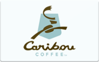 Buy Caribou Coffee Gift Card