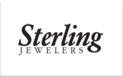 Sell Sterling Jewelers Gift Card