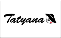 Buy Tatyana Gift Card