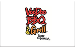 Sell VooDoo BBQ & Grill Gift Card
