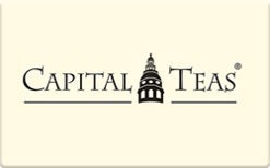 Sell Capital Teas Gift Card