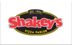 Sell Shakey's Gift Card