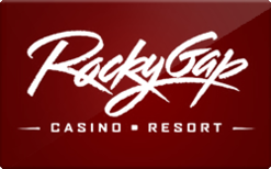 Sell Rocky Gap Resort Gift Card